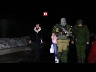 Савченко прибыла в Донецк для встречи с пленными силовиками