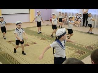 танец Яблочко от мальчиков группы Буратино
