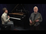 Lee Konitz Talking Playing Pt.1