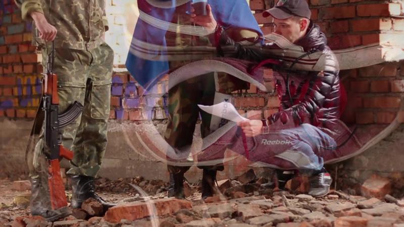 Backstage фильма Военнопленная
