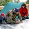 Волонтерский лагерь на Канозере