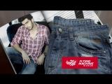 Арджун Капур. Реклама джинсов «Flying Machine».