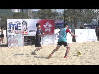 Best Moments from Hong Kong's Neymar Jr's Five National Final