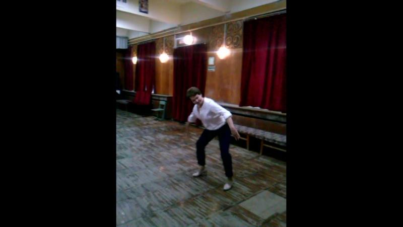 Бал. танцы, Вал.Ал.танцует