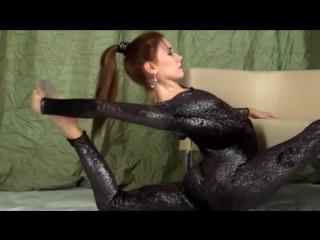 Contortionist Flexibility Splits Stretches Gymnastics Lena_0