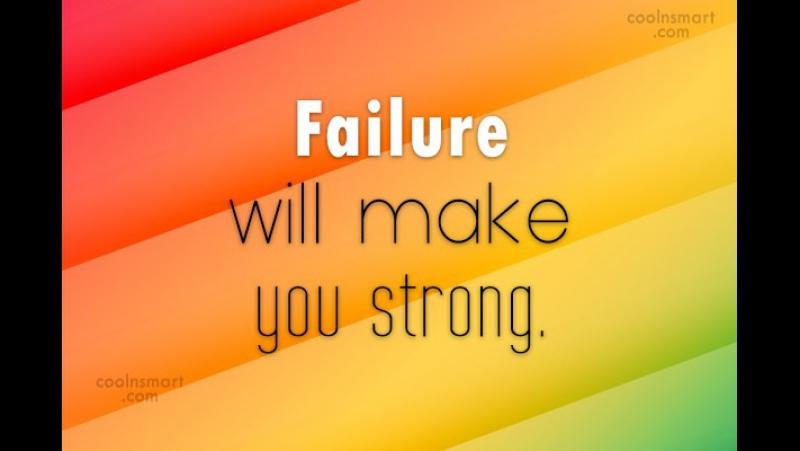 Failure - OneRule