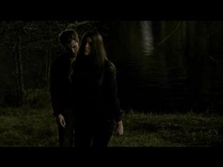 Дневники вампира -1.20 - Елена спасает Стефана от самоубийства Озвучка Кубик в кубе
