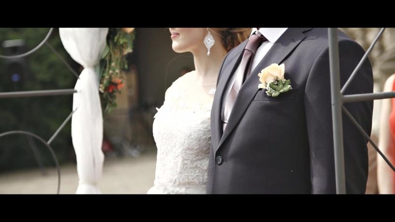 Свадьба в замке Пругонице. Илья Елизавета.
