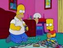 The Simpsons S13E07 MONOPOLY scene