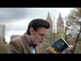 Доктор Кто.7 сезон.5 серия.Ангелы захватывают Манхэттен.BaibaKo.tv