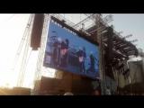 Junun live (Shye Ben Tzur, Jonny Greenwood  The Rajastan Express) radiohead pre show