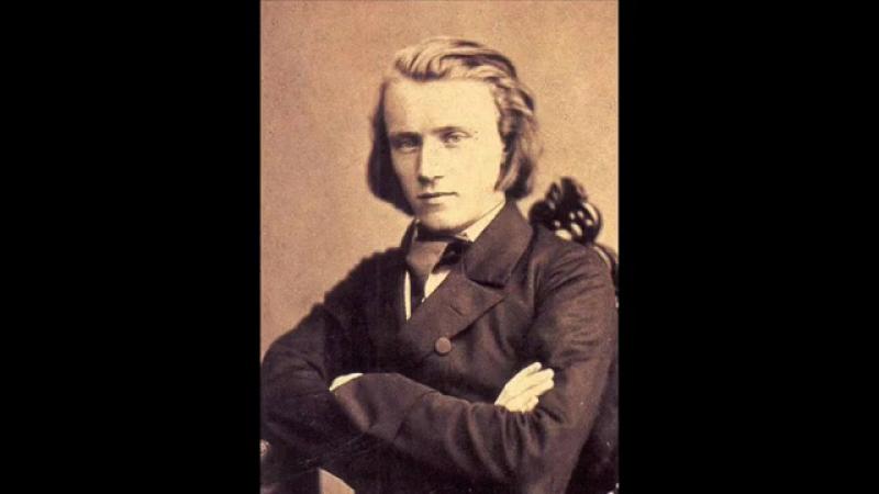 Lajos Szikra plays Brahms - Szikra - Valse
