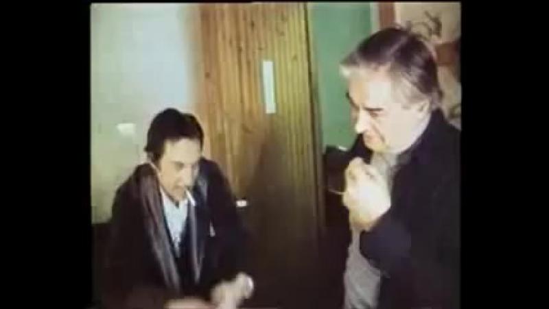 В.С. Высоцкий - Две судьбы- Кривая да Нелегкая