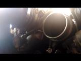 Снятие компрессора наддува на м 271 моторе