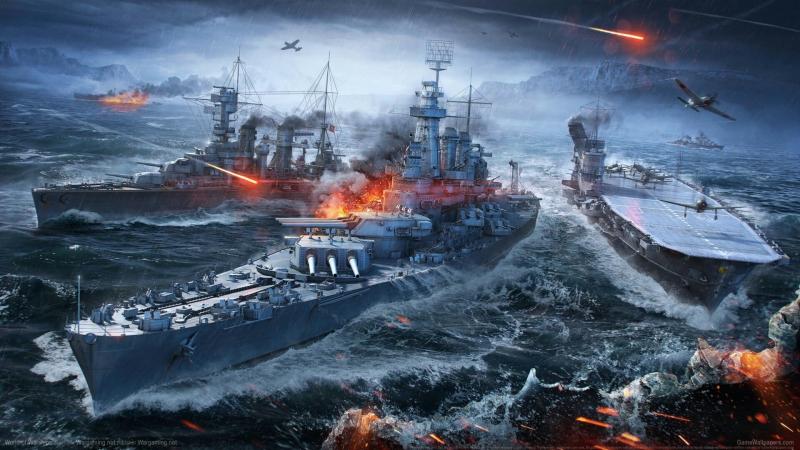 Battle of Warships Клан