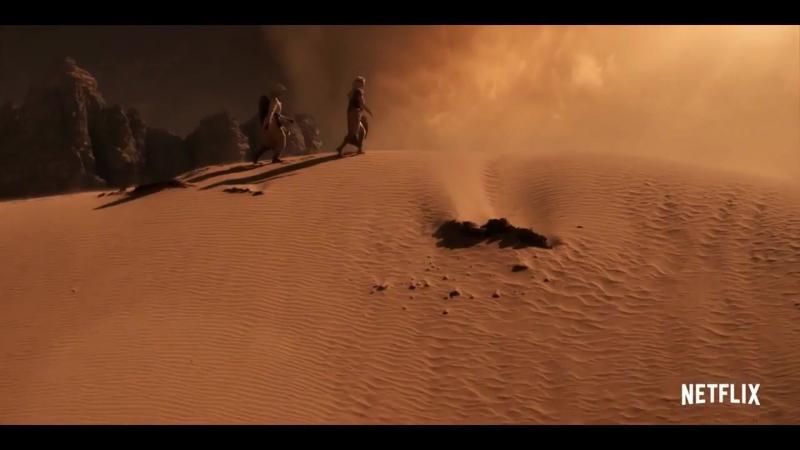 Звёздный путь: Дискавери / Star Trek׃ Discovery - трейлер на английском языке в Full HD (2017)
