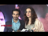 Mohit Sehgal and Sanaya Irani At 4th National Yash Chopra Memorial Awards 2017
