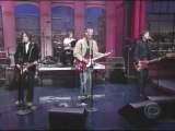 Fountains Of Wayne - Stacy's mom - Live on Letterman 22-08-03