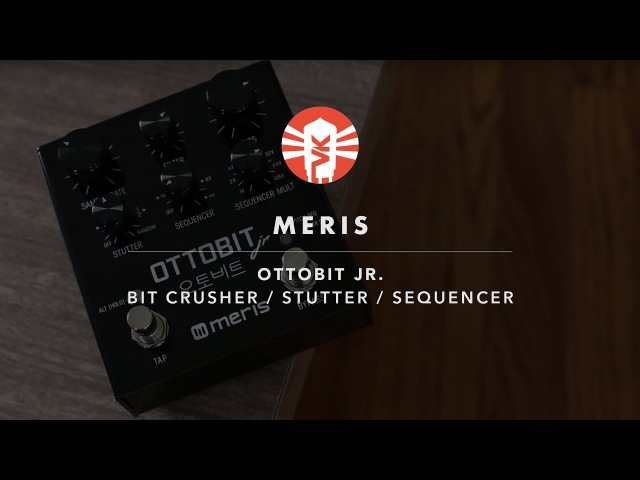 Meris Ottobit Jr. | Guitar Pedal | Vintage King