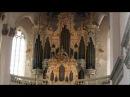 J S Bach Passacaglia Fugue C minor BWV 582 Helmut Walcha