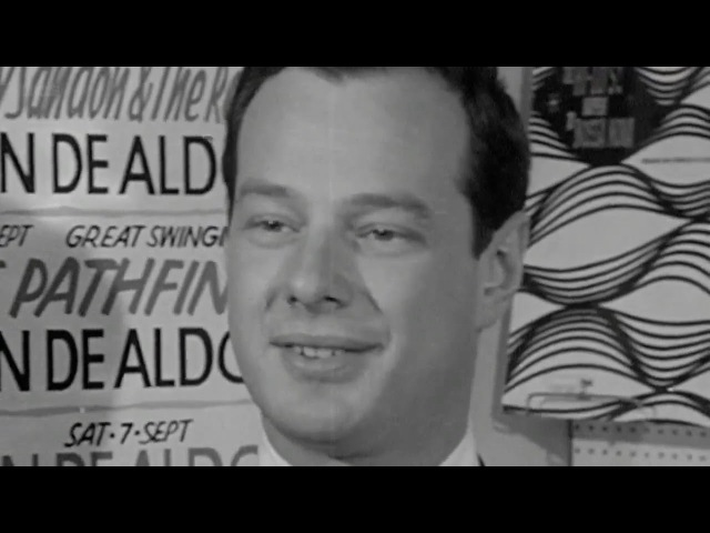 Brian Epstein - The Beatles Manager