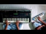 Deewani mastani song pianica and piano cover Bajirav mastani Instumental full video