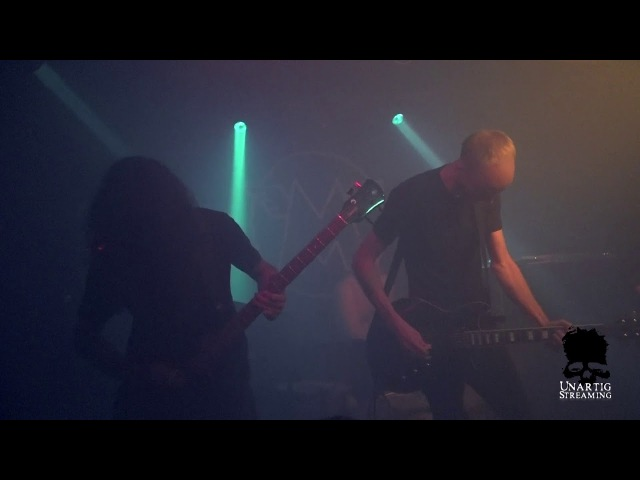 Yellow Eyes live at Bar Matchless on August 31, 2017