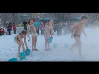 Детсад в Красноярске, в котором закаливали малышей на морозе, поразил американцев