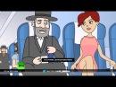 В Израиле запретили пересаживать женщин в самолётах из-за ортодоксов