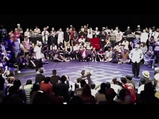 DOKYUN (KOR) VS NESS (FRA) D.STREET CONTEST 2017 FINAL