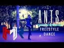 Dance Robotics / Ants by Edit Freestyle Dance ItsMRich
