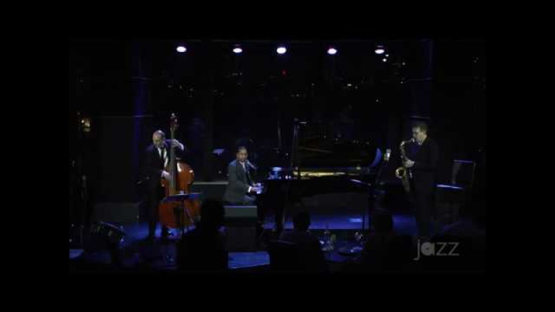Loston Harris Trio Live at Dizzy's 2017 (w. Mike Lee Gianluca Renzi)