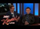 Robert Downey Jr Tom Holland on Spider Man Homecoming