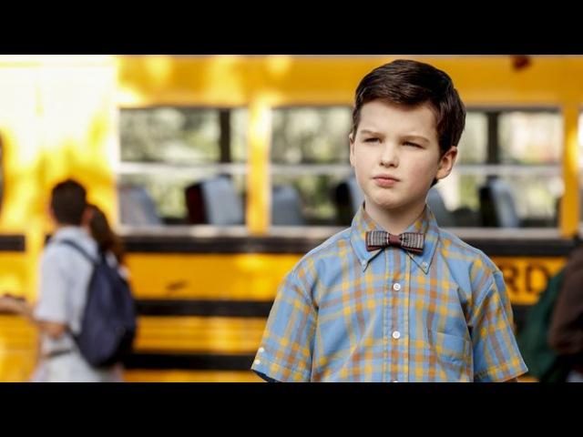 Детство Шелдона/ Young Sheldon (1 сезон) Русский трейлер (Кураж-Бамбей)