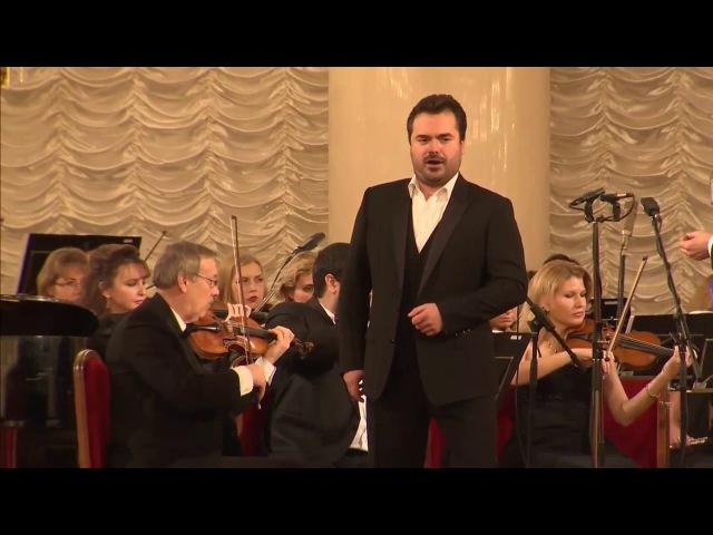 Василий Ладюк, каватина Фигаро из оперы Севильский цирюльник