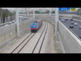 New Euro 4000 Locomotive #1403 from Israel  HD