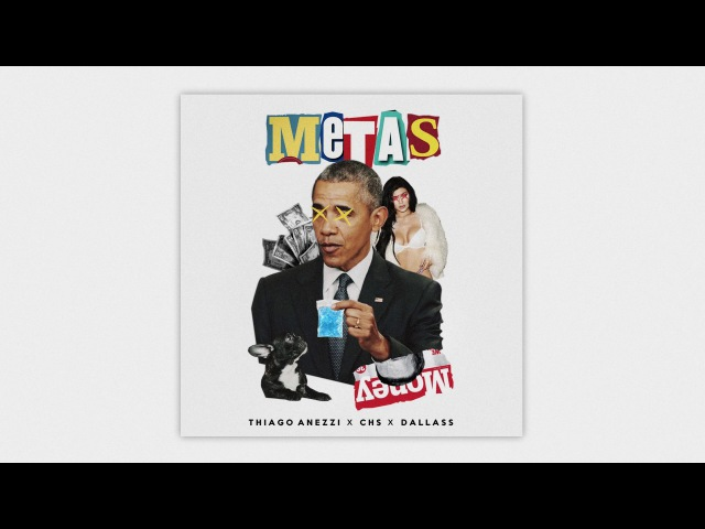 Thiago Anezzi - Metas ft. CHS (Prod. Dallass)