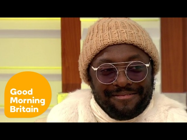 The Voice's will.i.am Reveals How He Deals With Untalented Contestants | Good Morning Britain