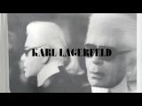 Vanessa Paradis raconte Karl Lagerfeld pour Vogue Paris - vid