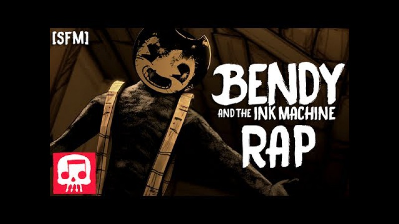 Can't Be Erased SFM by JT Music Bendy and the Ink Machine Rap