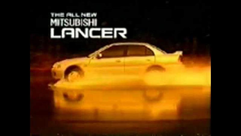 Vanessa Mae Mitsubishi Lancer Thai commercial (1996)