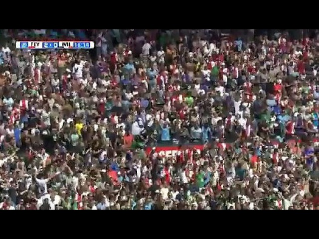Steven Berghuis Goal HD - Feyenoord 2-0 Willem II 27.08.2017 - vidéo Dailymotion
