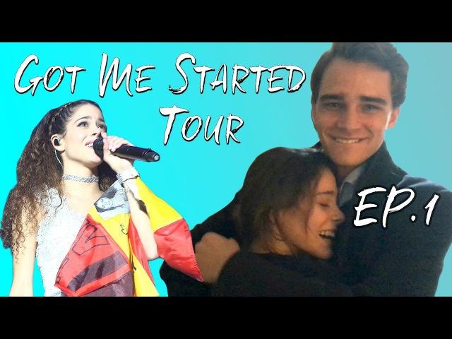 Got Me Started Tour - EP1: Comienza el GMS Tour Sorpresa a PEPE TiniYoutube   TINI