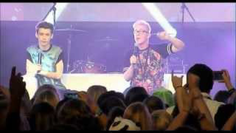 Troyler Main Stage QA -Live Stream- Playlist Live 2014 (FULL)