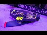 Neon vs Explosion (feat. motor fire) - RoboChallenge at i61 (2017)