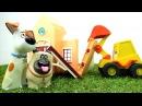 Ekskavatör Max yeni bir hastane yapıyor 🏥 Eğitici çizgi film türkçeizle