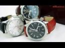 Обзор коллекции часов СССР Schuka