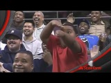 Dance Off between Kid and Usher at Detroit Pistons Game Nov 19, 2013 #coub, #коуб