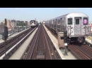 ᴴᴰ Manhattan Bound R62A 7 EXPRESS RFW Footage - Flushing Main St-Times Square
