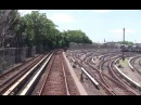 ᴴᴰ R1-9 M Train RFW Footage - Metropolitan Avenue-Essex Street